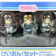 *A0055 K-on! Nendoroid Petit K-on Set Figure TBSishop & Lawson Limited Ver anime
