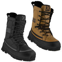 FXR Transfer Boot Speed Lace System Fixed Fur Lining Insulated Cushion Support