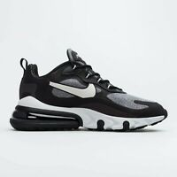 Nike Men's Air Max 270 React Shoes (AO4971-001)  Black / Off Noir-Vast Grey