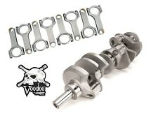 LUNATI VOODOO 70641001K7 CRANK & ROD KIT 351 SBF FORD 4.100 STROKE CRANKSHAFT