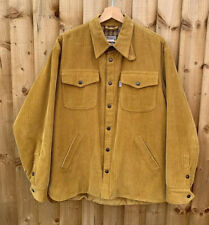 BERETTA ITALIAN CORDUROY HUNTING JACKET THERMORE LINED EXCELLENT CONDITION LARGE
