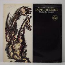 DEPECHE MODE Shake The Disease LP 33T MAXI Disque Vinyle 311157 Vogue 1985