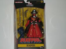 2020 MARVEL LEGENDS - MARVEL'S STRONG GUY SERIES : PIRATE DEADPOOL FIGURE