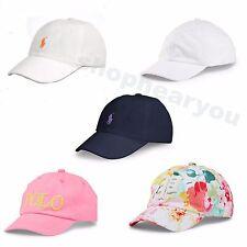 Girls hat 4-6 Years Polo Ralph Lauren Summer cap hat for girls size 4-6