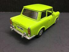 "Vintage SunStar Trabant Sun Star Model Toy Car DDR Cold War Doors open 4.5"""