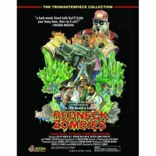 Redneck Zombies 20th Anniversary DVD 2-Disc Set RARE OOP TROMA Horror BRAND NEW
