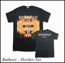 Bathory - Bathory Hordes Tee, T-Shirt, Größe: M  *KULT*