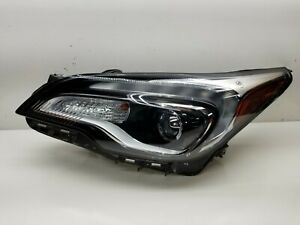 BUICK ENVISION DRIVERS LEFT XENON HID NON/AFS HEADLIGHT 2016-2020 16 17 18 19 20