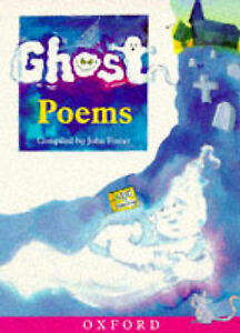Poetry Paintbox: Ghost Poems (Poetry Paintbox Anthologies) Paperback Book