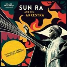 To Those of Earth... And Other Worlds by Sun Ra & His Arkestra (Vinyl, Oct-2015, 2 Discs, Strut)