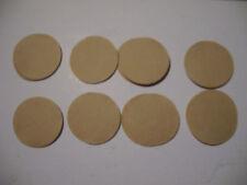 Runde Papierfilter Pulferkassette Petra Padmaschine Filterpapier 60 St.  NR 10