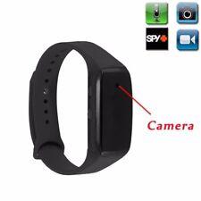 1080P SPY DVR Hidden Camera Wrist Watch Mini DV Video Recorder Audio Bracelet