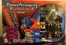 Transformers Armada Battle for Cybertron Board Game! Complete!  Free Shipping