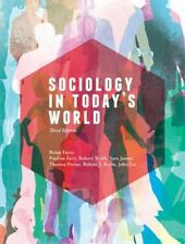 NEW - FAST to AUS - Sociology in Today's World by Furze, Savy (3 Ed + CODE)