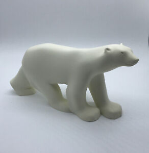 Francois Pompon Polar Bear Sculpture, Metropolitan Museum of Art, EUC