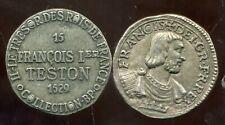 FRANCOIS I er   teston   1529   COLLECTION BP