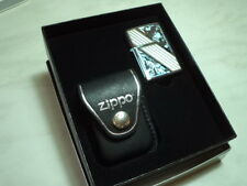 ZIPPO SET ACCENDINO LIGHTER FEUERZEUG COLLEZIONE 2007 + ZIPPO CASING (18) NEW