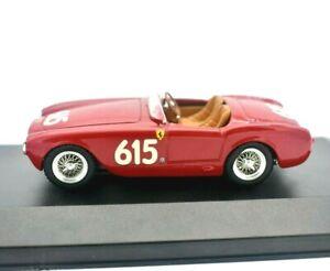 MODELLINO AUTO FERRARI 225 S 615 SCALA 1/43 DIECAST MODELLISMO STATICO ART MODEL