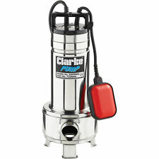 Clarke SWP900A Heavy Duty Submersible Sewage Pump