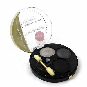 Eye Shadow Dome Trio Sultry Eyes Charcoal Body Collection Applicator
