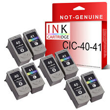 8 Ink Cartridge For Canon MP140 MP150 MP160 MP170 MP180 MP190 MP210 MP220