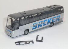 """Rietze - Volvo B12 600 Reisebus """"Backer - Lägerdorf"""", 1:87, in OVP -H579/B3"""