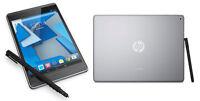 HP Pro Slate 8 Tablet - 32GB - microSD -WIFI- Silver - Commercial Grade K4M18UTR