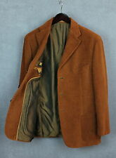 CORNELIANI Men's Cotton & Cashmere Shell Fitted Blazer [SZ 50 or ~L] ITALY MADE!