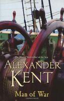 Man Of War: A Richard Bolitho Adventure,Alexander Kent- 9780099497776