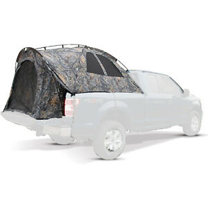 Napier Backroadz Compact/Short Truck Bed 2 Person Outdoor Camping Tent, Camo
