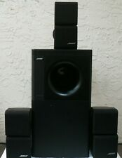 BOSE Acoustimass 7 Home Theater Speaker System & Ceiling/Wall mounting brackets
