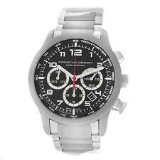 Porsche Design Dashboard хронограф P6612 6612.11.45.0247 Titanium 42 мм часы