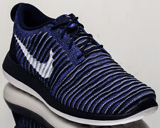 Nike Roshe Two Flyknit 2 men lifestyle sneakers NEW college navy 844833-402