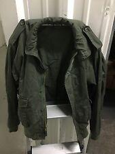 M-90 Pilot's Jacket Size M OD Olive green