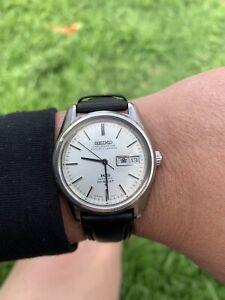 Vintage King Seiko 5626-7040 Chronometer Hi-Beat Automatic Men Watch, Serviced.