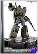 Transformers Unique toys Bruticus M-01 Archimonde G1 Brawl Action figure New