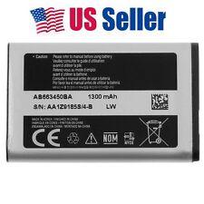 Original Samsung Battery AB663450BA 1300 mAh for Rugby 2 SGH-A847 A997