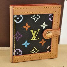 Authentic  Louis Vuitton Multicolore Photo Case Black M58003 #S3149 E