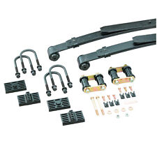 Hotchkis Leaf Springs w/Shackles and Hardware For 67-69 GM F-Body 1 1/2in. Drop