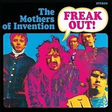 Frank Zappa Freak out 2 X 180gm Vinyl LP 2013
