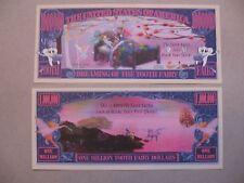 Tooth Fairy Novelty Million Dollar Bill