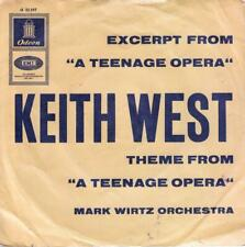 Keith West, Mark Wirtz Orchestra Excerpt From A Teenage Opera / Theme From A Tee