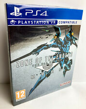 ZONE OF THE ENDERS: 2ND RUNNER (SEALED!) - Sony PlayStation 4 4K/PSVR Game (PS4)