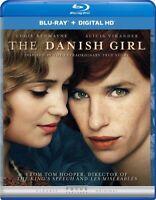 The Danish Girl [New Blu-ray] UV/HD Digital Copy, Digitally Mastered In Hd, Di