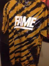 Hall Of Fame Ltd Tiger Stripe Tie Dye Tee Supreme Bape Thrasher Skate Punk FTP