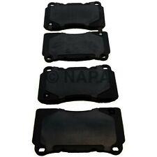 Disc Brake Pad Set-Evolution MR Front NAPA/ULTRA PREMIUM BRAKE PADS & SHOES-UP