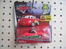 Disney Pixar Cars Giuseppe Motorosi Moc