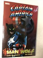 Captain America: Man & Wolf TPB Softcover (2011) Gruenwald