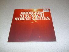 """Broilers - Nur Nach Vorne Gehen - ltd.numb. 7"""" Single Vinyl //// Neu & OVP"""