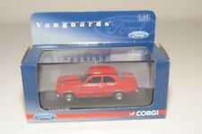 * VANGUARDS VA09500 FORD ESCORT MKI MK1 DRAGOON RED MINT BOXED